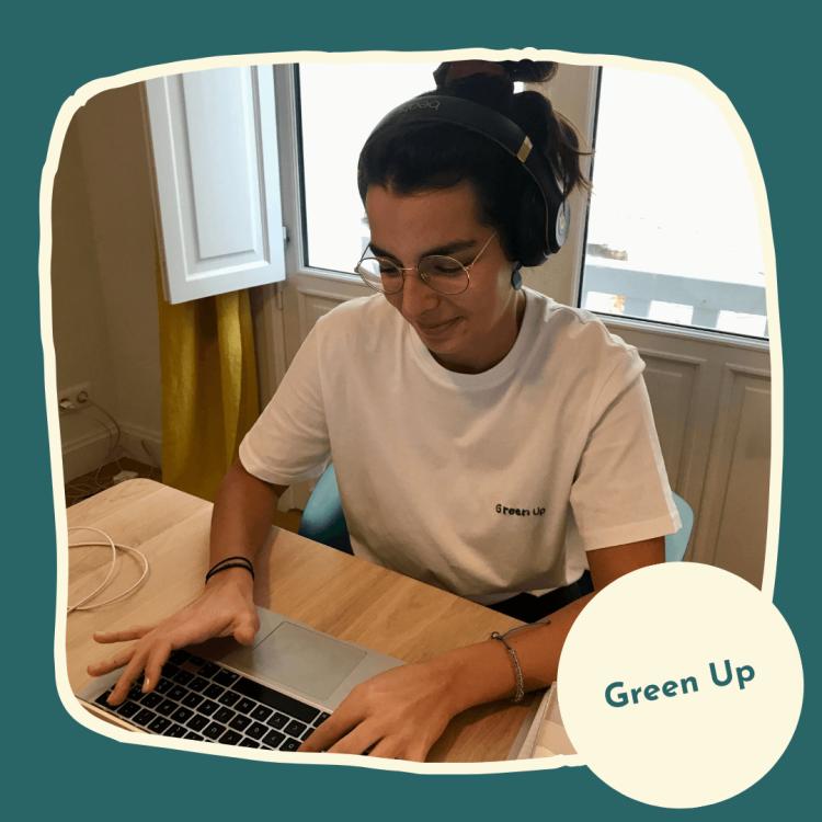 job de sens_Green Up